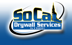 So Cal Drywall Services logo